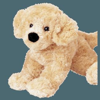 Stuffed Golden Retriever
