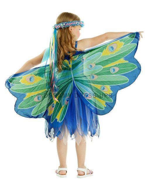 50899-Peacock-Dress-Model-Back copy
