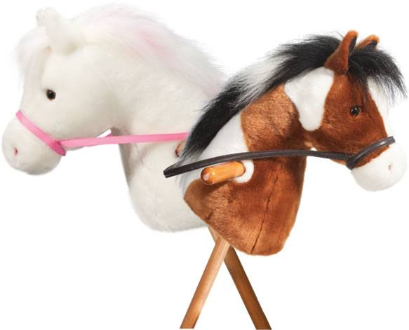 Douglas' Ponies are Giddy-Up Fun!