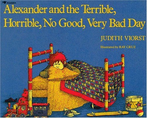 Alexander and the Terrible | Childrens Books