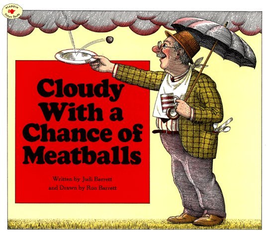 Cloudy With a Chance of Meatballs Book