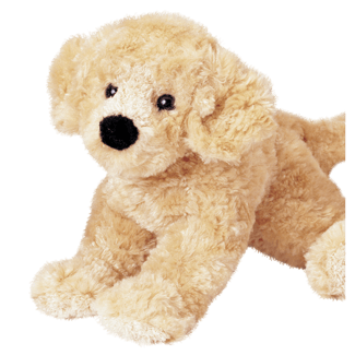 Stuffed Golden Retriever