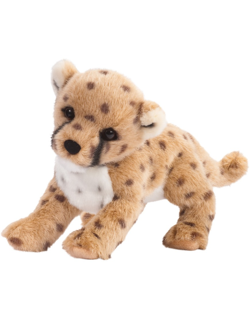 Chillin Cheetah Cub Douglas Toys