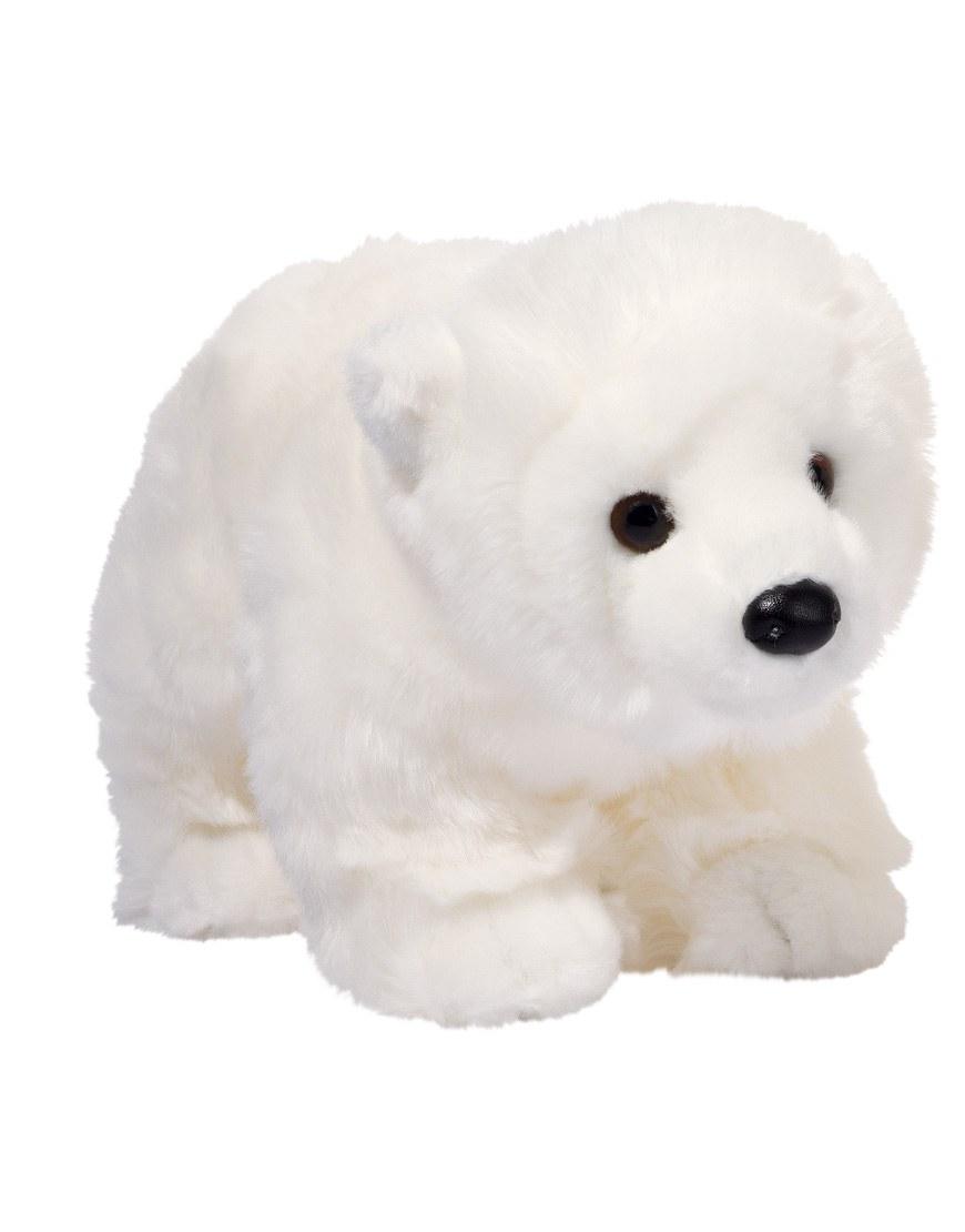 Marshmallow Polar Bear Douglas Toys