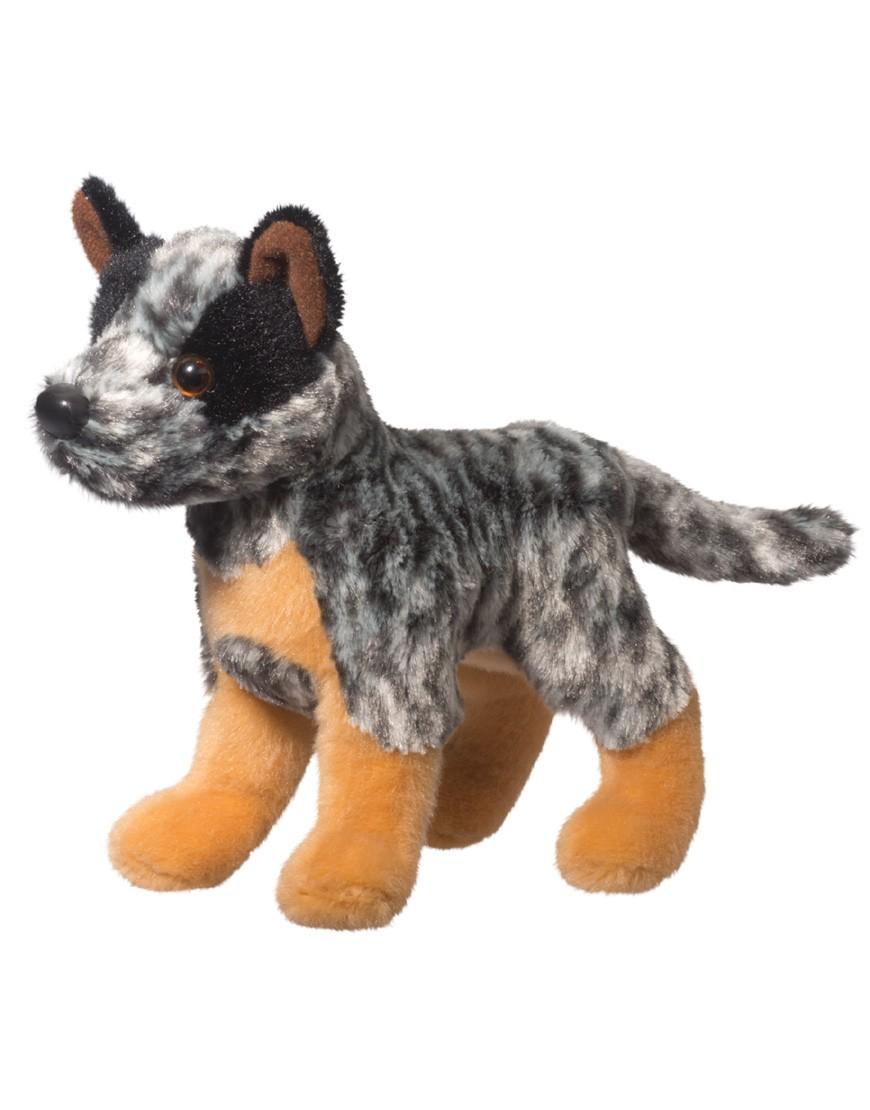 Life Size Blue Heeler Dogs Stuffed Toys