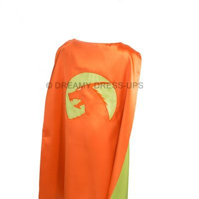 Dragon Warrior Cape