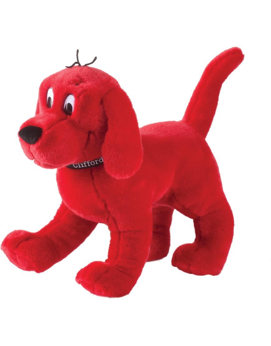 Clifford The Big Red Dog Teddy