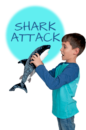 Shark Attack FREE GIFT OFFER Image