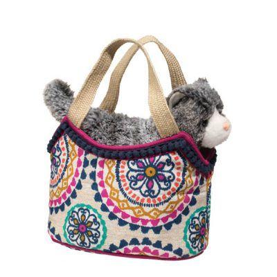Sassy Sak w/Cat