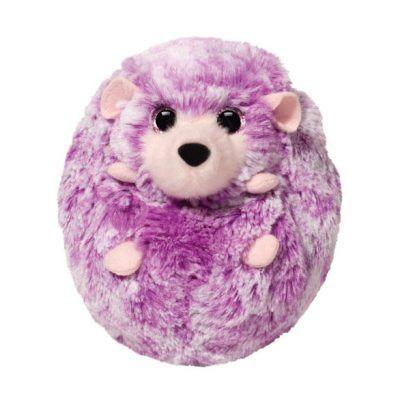 Swirly Purple Hedgehog*