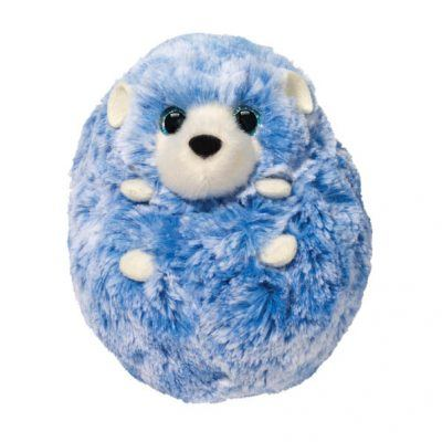 Swirly Blue Hedgehog*