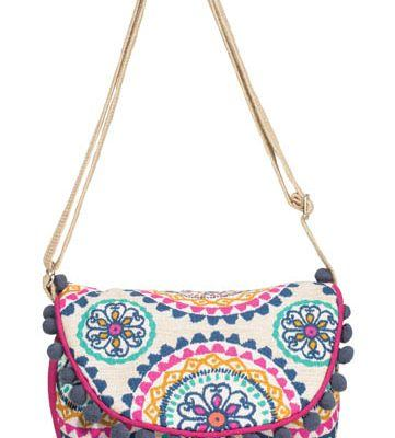 Navy BoHo Crossbody*