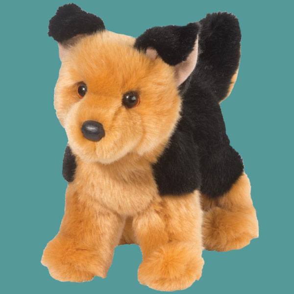 German Shepard Stuffed Animal
