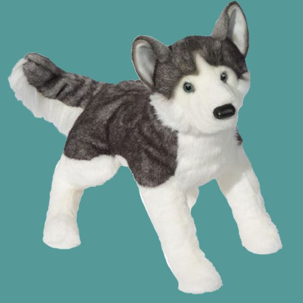 Husky Stuffed Dogs