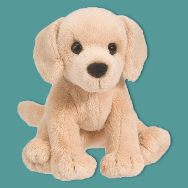 Yellow Lab Stuffed Animals