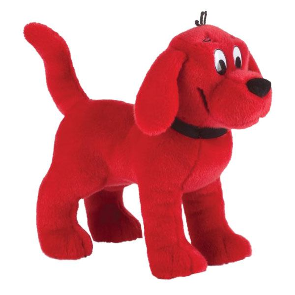 Clifford Stuffed Animals
