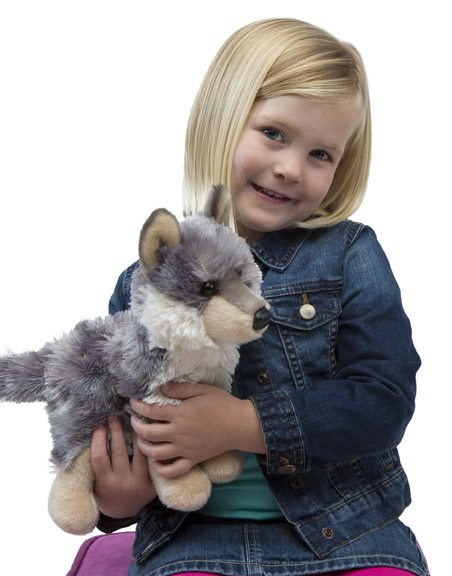 Wolf Stuffed Animals
