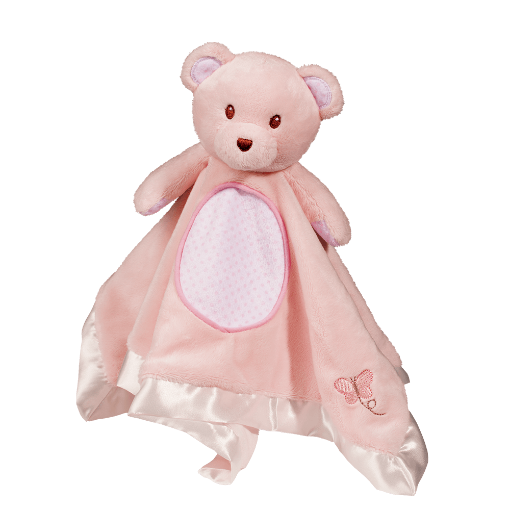 Pink Bear Snuggler