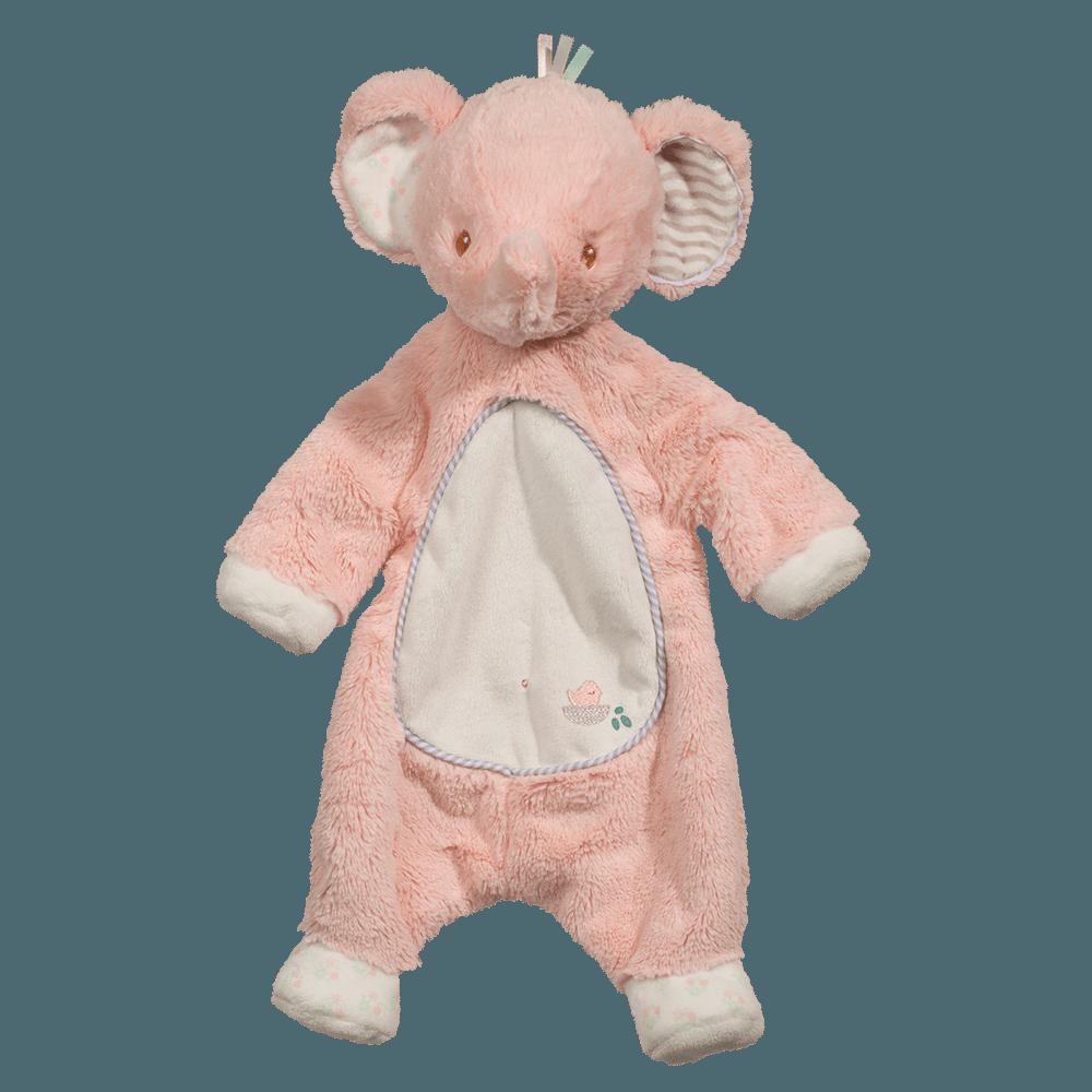 Baby Boy Gifts Elephant : Sweet pink elephant baby gift set douglas cuddle toy