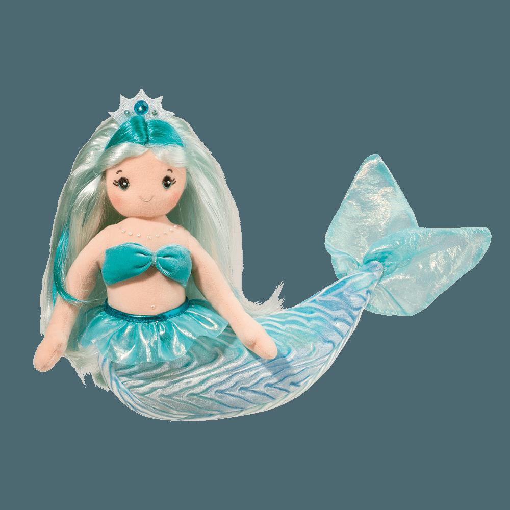 Ciara Large Aqua Mermaid