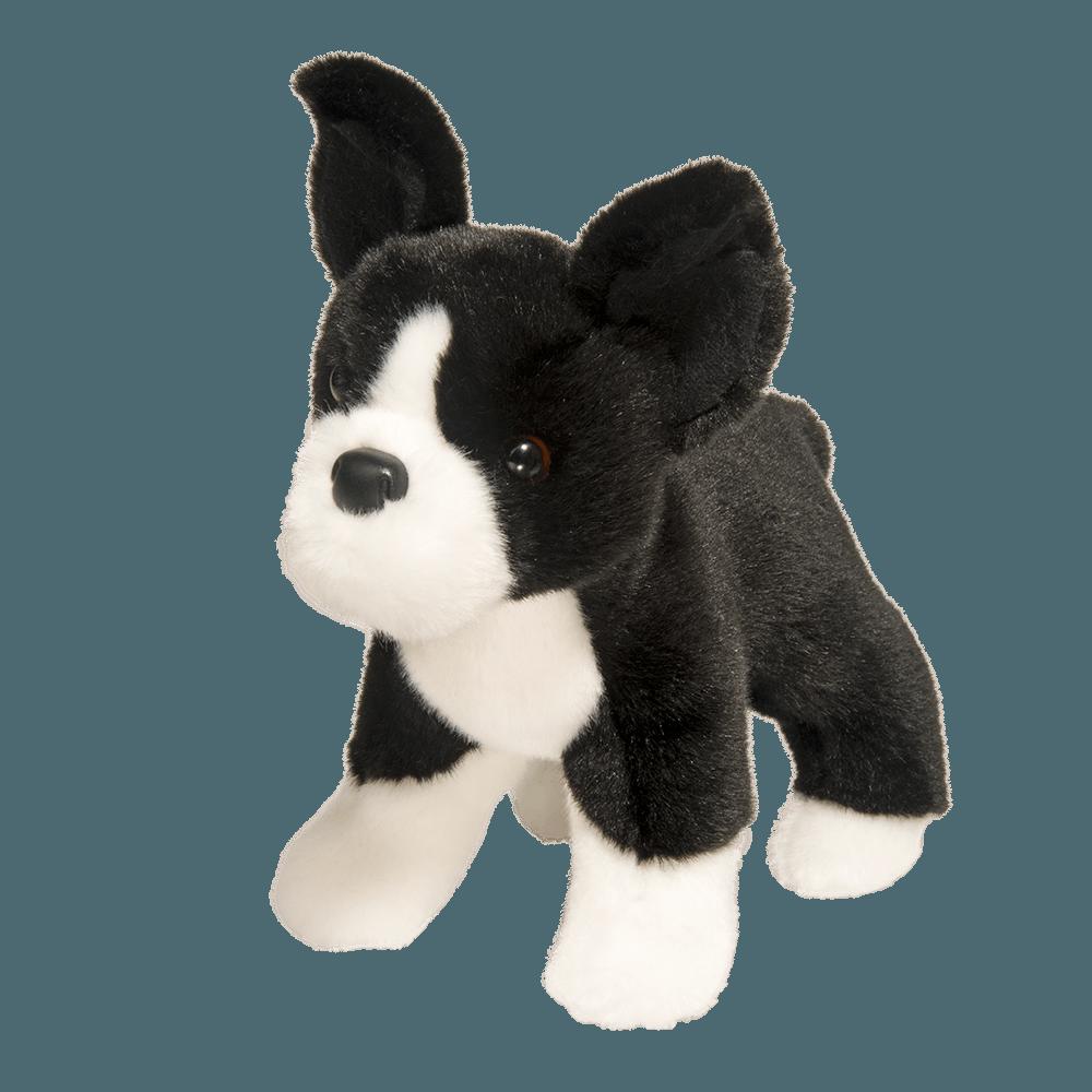 myrtle boston terrier  douglas toys - myrtle boston terrier