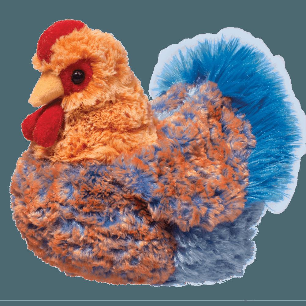 Henrietta Blue Lace Hen