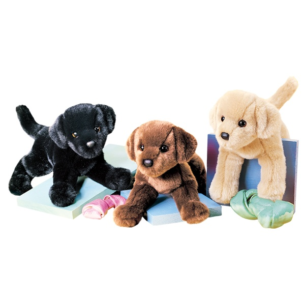 Spankie Yellow Lab Douglas Toys