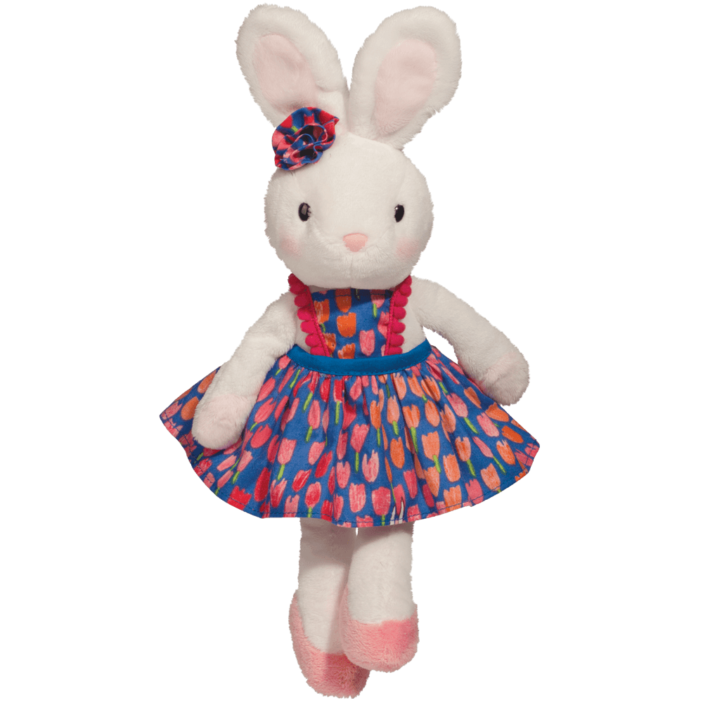 Sweet Petite Bunny Doll With Dress