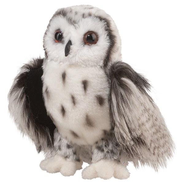 Crescent Silver Owl