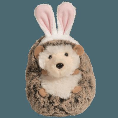 Spunky Hedgehog With Ears