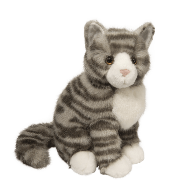 Nickel Grey Stripe Cat