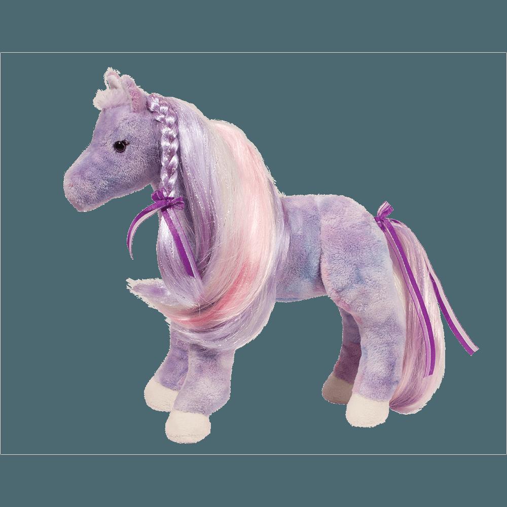 Violet Princess Horse