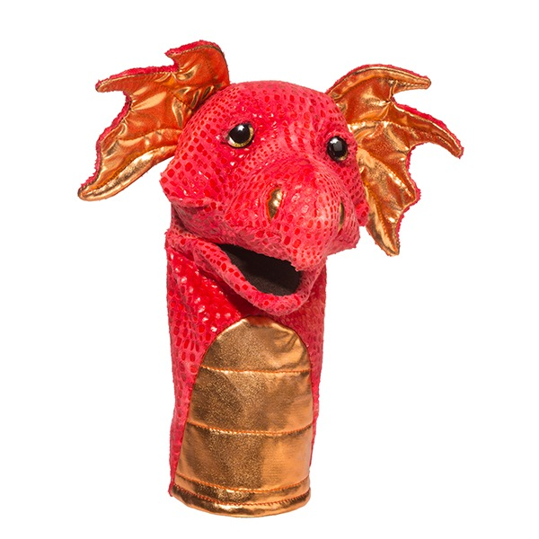 Earl Dragon Puppet