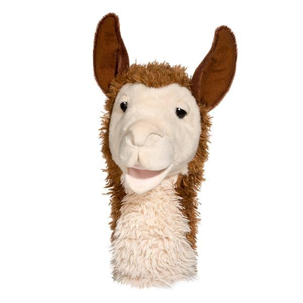 Weaver Llama Puppet