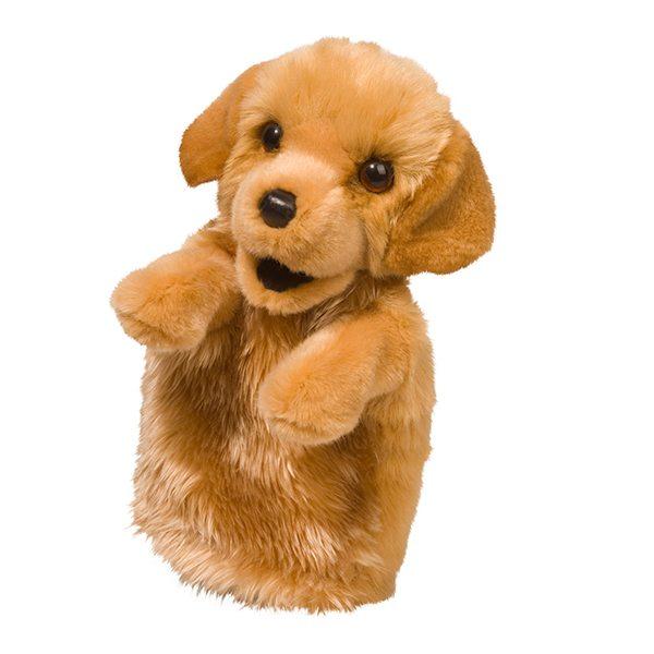 Izzy Dog Puppet