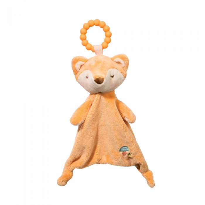 Fox teether for baby