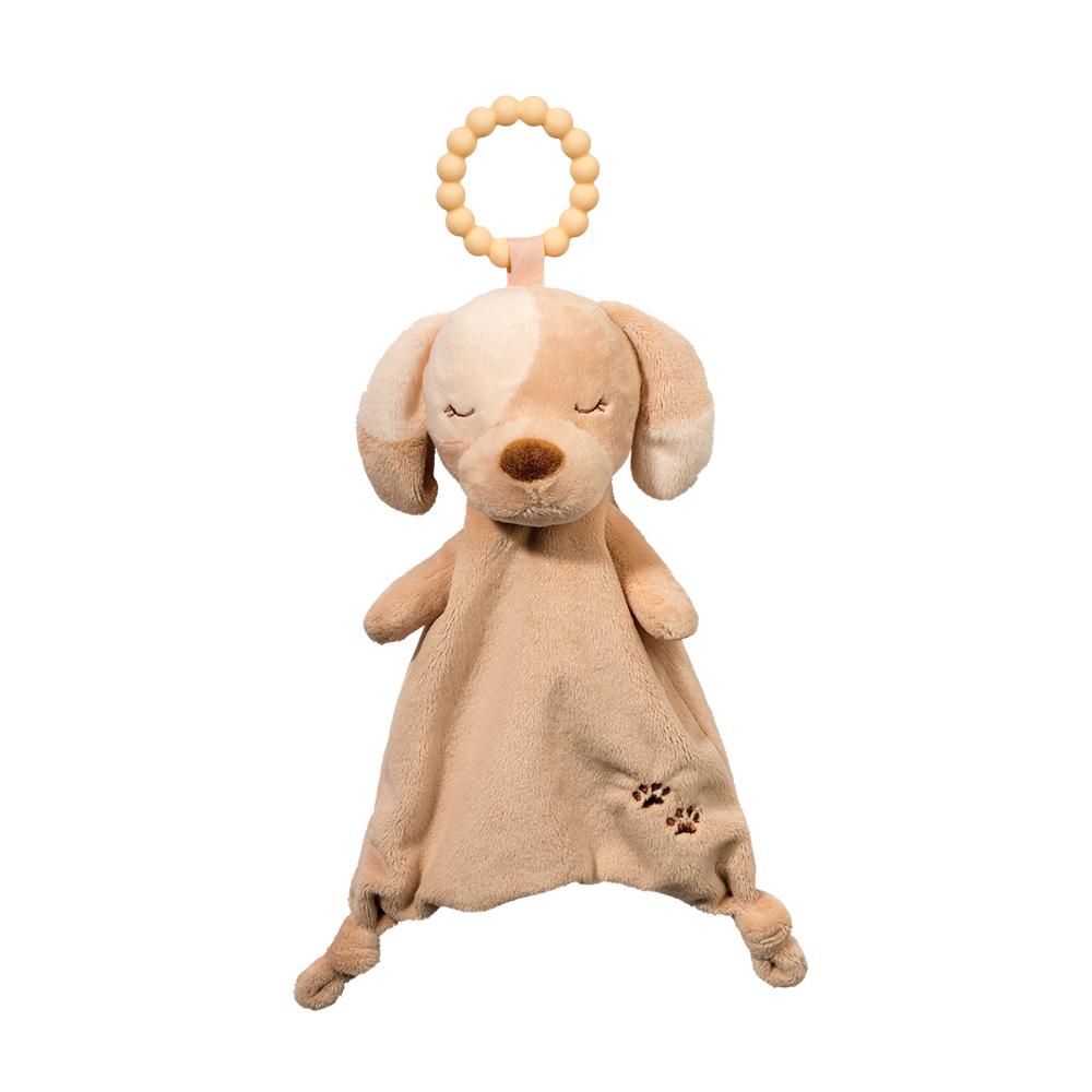 Douglas Toys Tan Puppy Sshlumpie