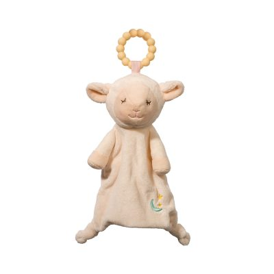 sweet lamb baby teether