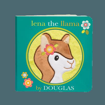 Llama Board Book