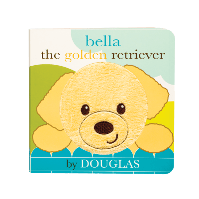 Golden Retriever Board Book