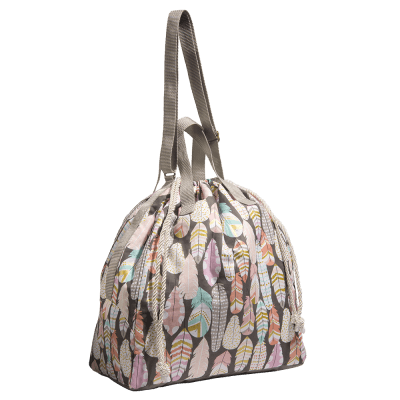 Dream Feather Hobo Sak