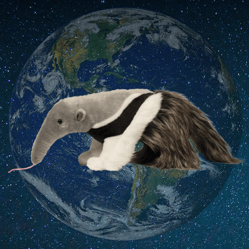 Earth Day Anteater