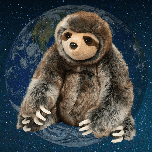Earth Day Sloth
