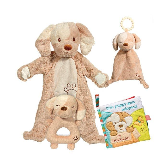 Little Tan Puppy Bundle Douglas Toys