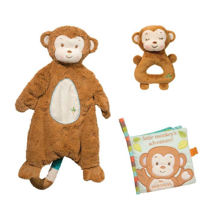 Monkey Gift Set