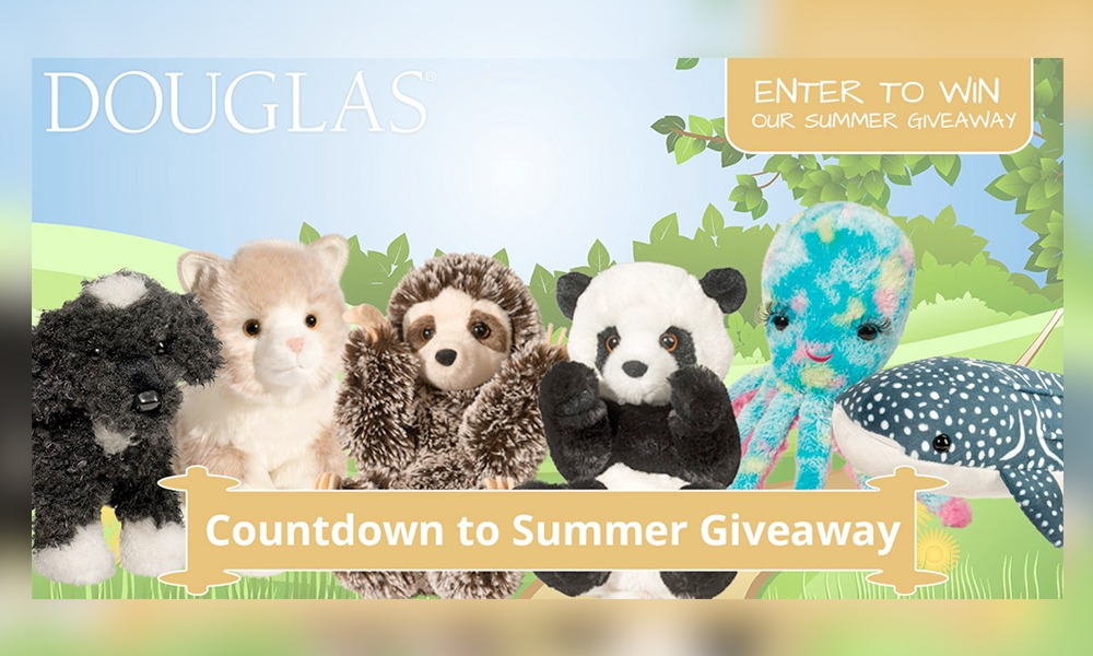 Countdown to Summer Giveaway!