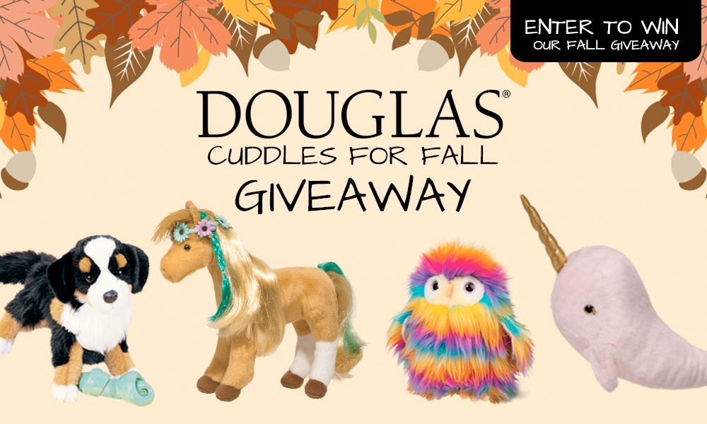 Cuddles for Fall Giveaway