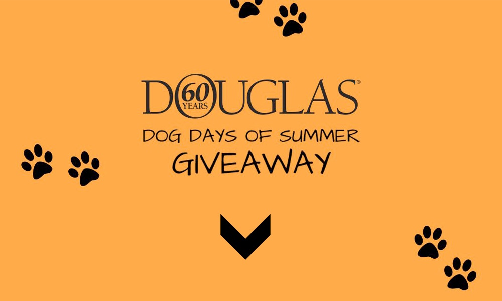 Douglas dog days of summer giveaway