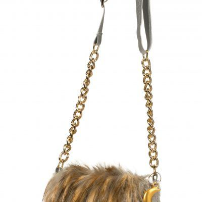 Moonbean Fur Crossbody