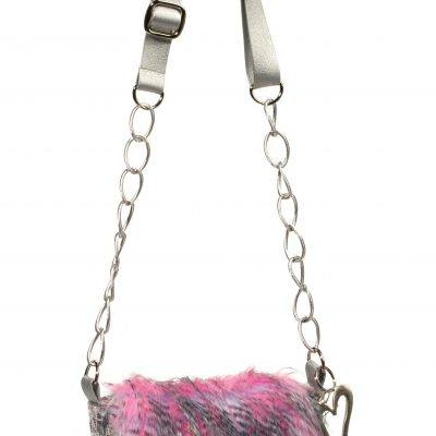 Sunrise Fur Crossbody